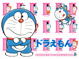 Different Doraemon